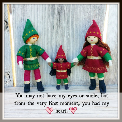 Kindness Elves family adoption
