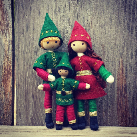 Kindness elf doll Wildflower Toys