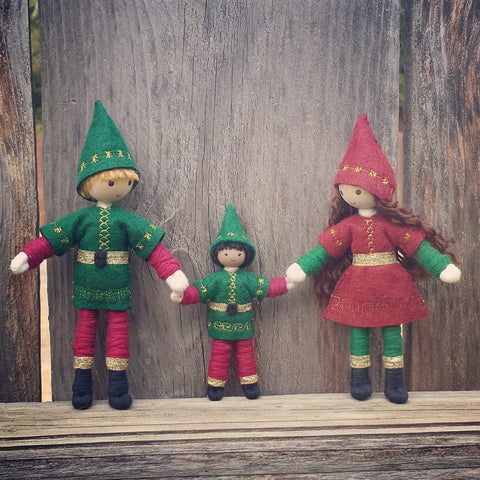The Kindness Elves adopted family - Adoption love