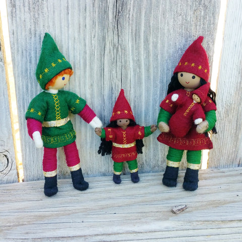 Kindness Elves family