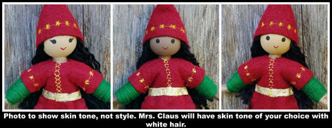 Kindness Elves Choose skin tone
