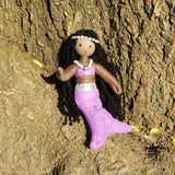 Mermaid Doll - Purple