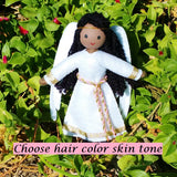 Angel Doll - Light Brown Hair