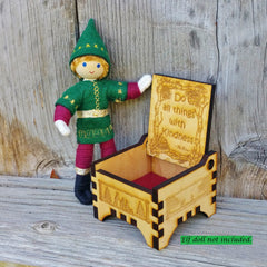 Kindness Elves mail box Elf mail