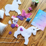 DIY Unicorn pattern