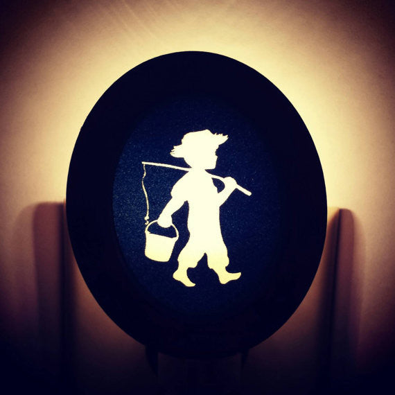 Fishing Boy Nightlight