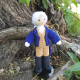 George Washington Doll handmade