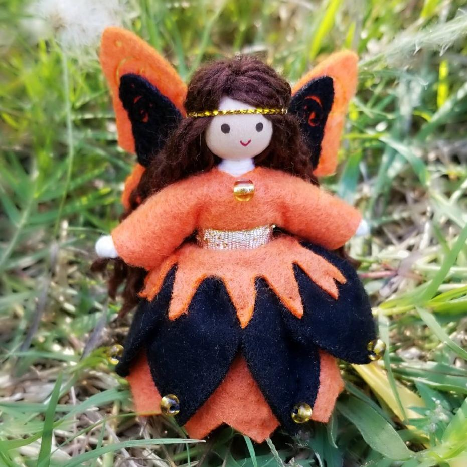 Halloween Fairy Doll