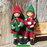 Kindness Elves Family with  Baby