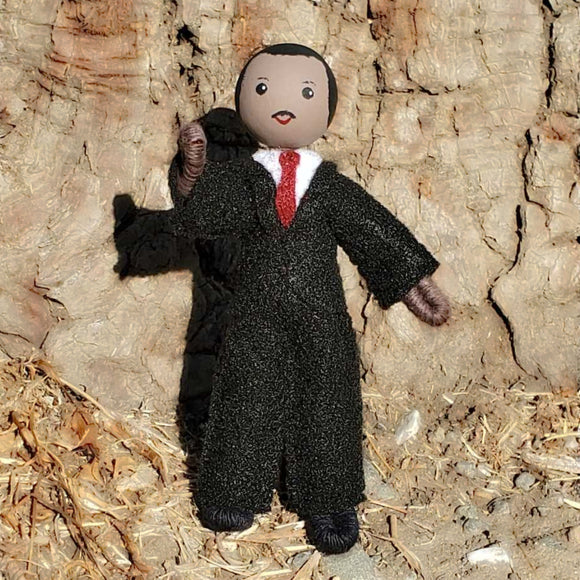 Martin  Luther King Doll