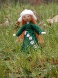 Lily of the Valley May Birthday Doll