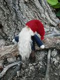 Miniature Tomten Doll Gnome Bendy Doll