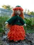 Marigold October Birthday Doll