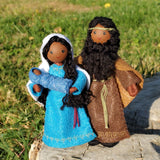 Dollhouse Nativity Set