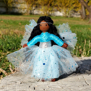 Blue Fairy Doll