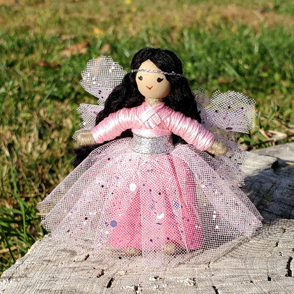 Light Pink Fairy Doll