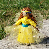 Yellow Fairy Doll