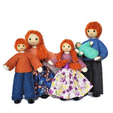 Dollhouse Family - Red Hair