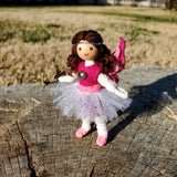 Valentine's Day Fairy Doll
