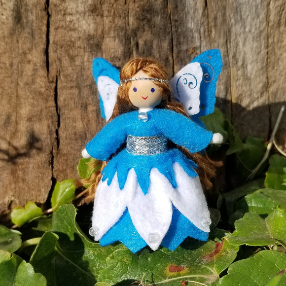 Snow Fairy Doll