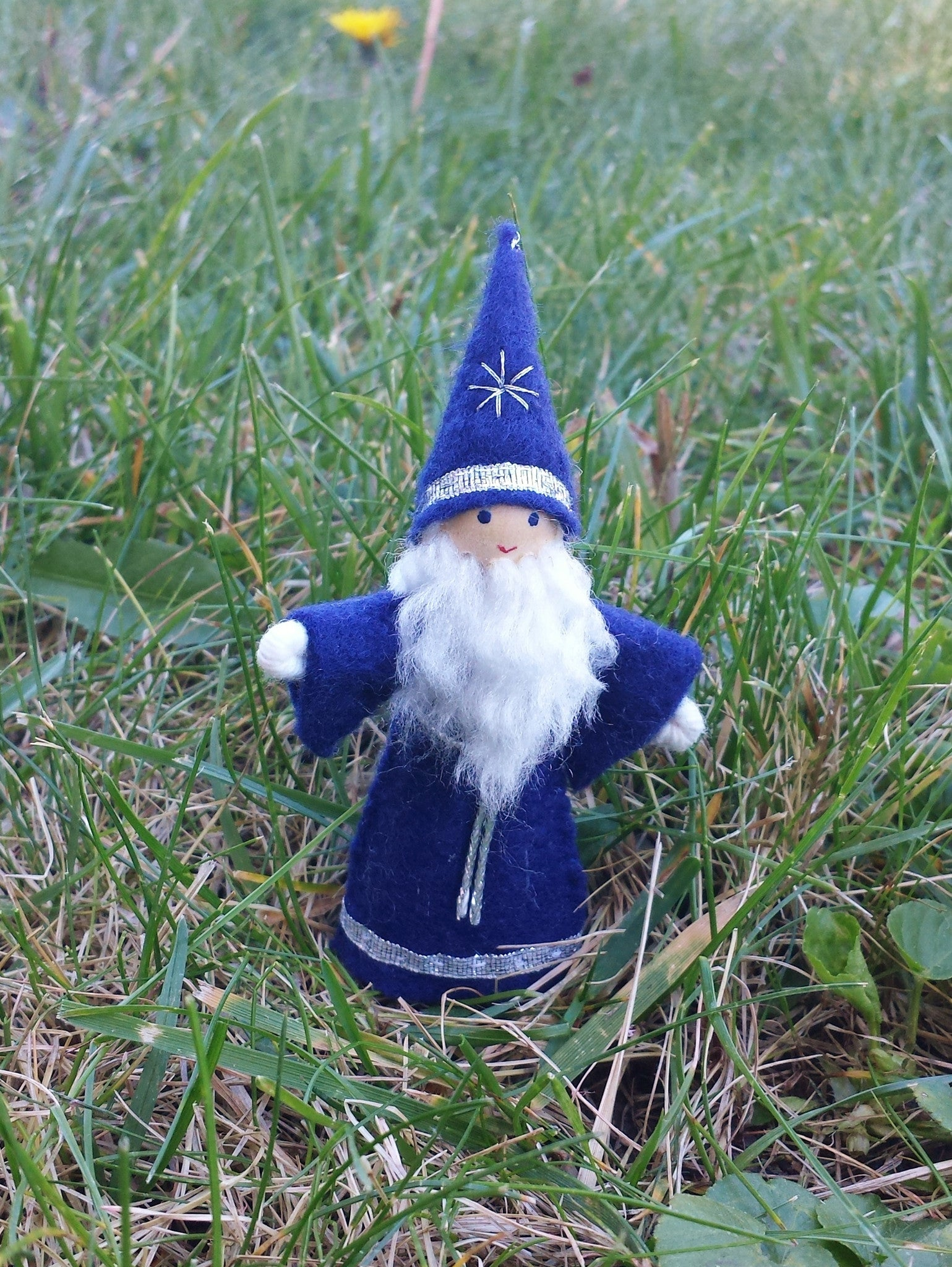 Wizard Doll