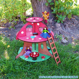 fairy dollhouse toy