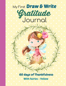 Draw and Write gratitude journal