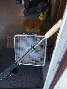 Making and Using The Cooling Rod