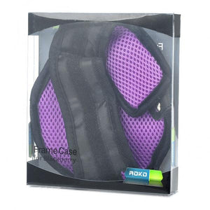 Black And Purple Fashion Sport Armband For iPhone 3G 4