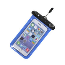 Load image into Gallery viewer, Universal Transparent Armband Waterproof Sealed Dry Phone Bag Case