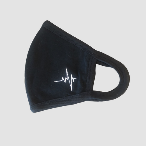 Ritual Heartbeat Face Mask