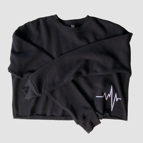 Ritual Cropped Sweatshirt