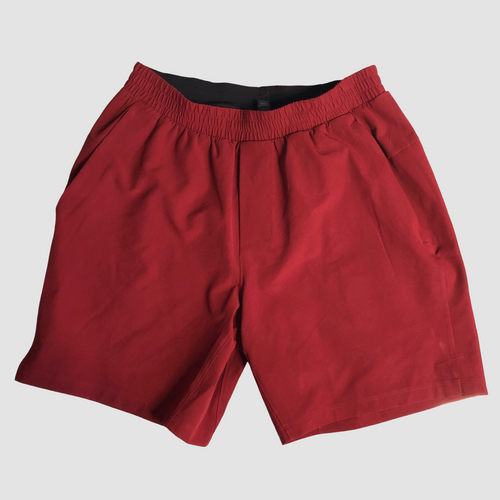 Channel Cross Shorts - 7