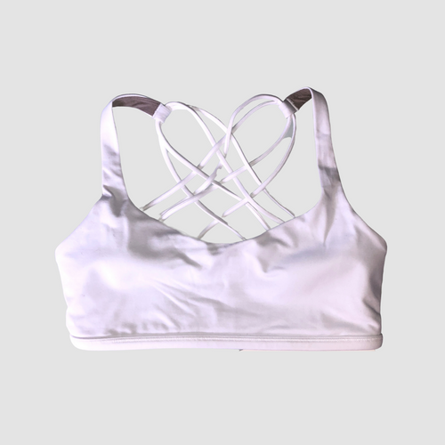 Free to be Bra (White)