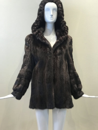 Brown Mink 6