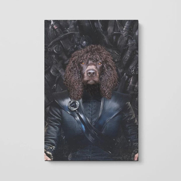 The Mother Of The Dragons - Custom Pet Poster - The Vintage Paws