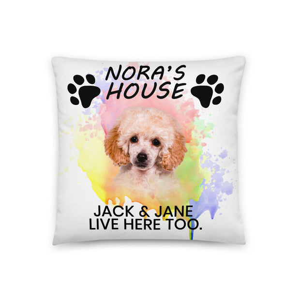 Pet Family  Pillow