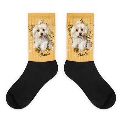Personalised Pet Socks