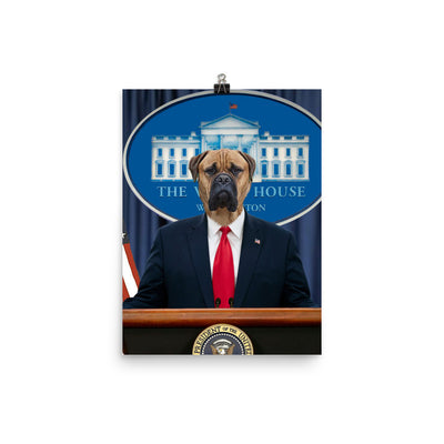 Mr President - The Vintage Paws