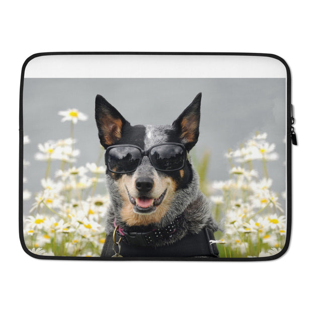 Furbaby Laptop Sleeve - The Vintage Paws