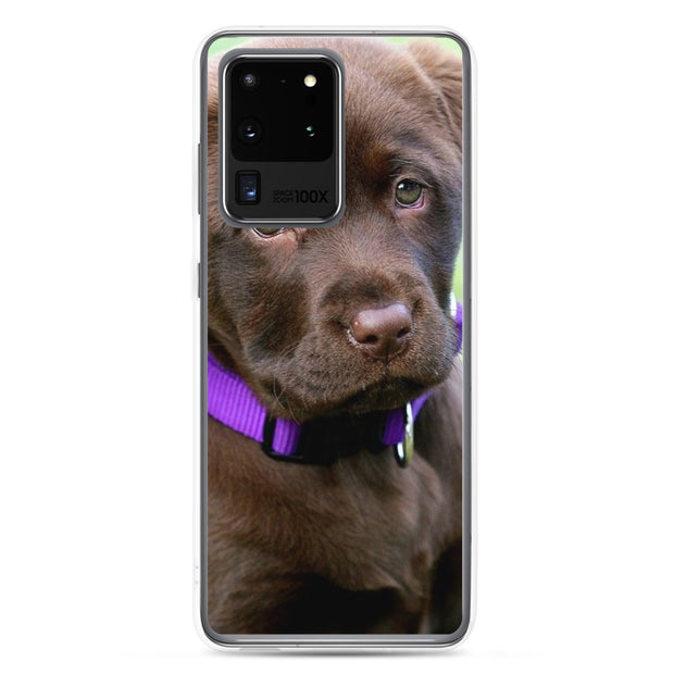 Samsung Case with your Furbabys Picture - The Vintage Paws