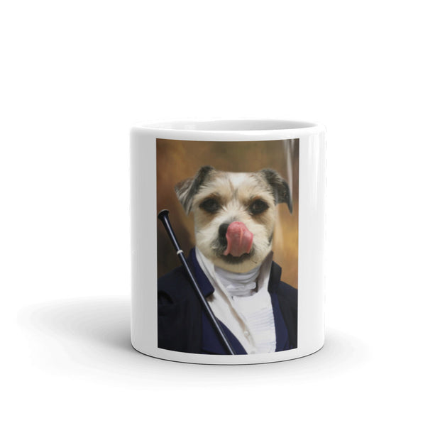 The Gentleman Coffee Mug
