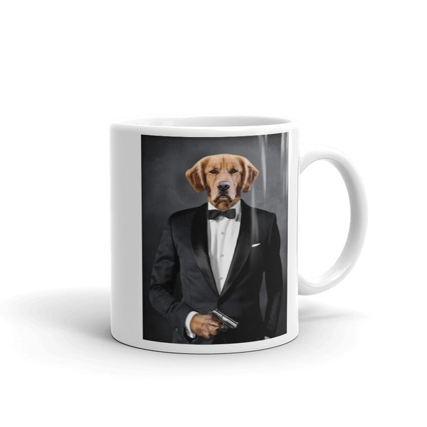 The Spy who loves me Coffee Mug