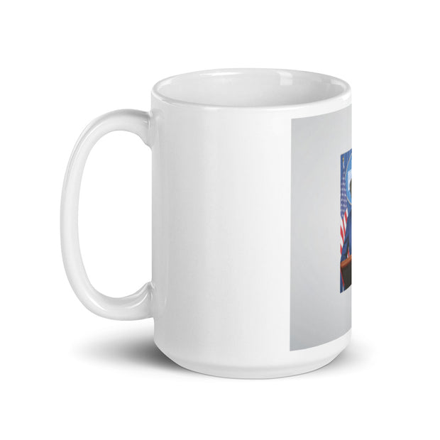 The Pawresident Coffee Mug