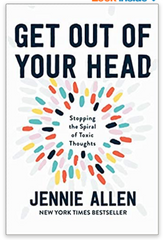 Get Out Of Your Head book by Jennie Allen