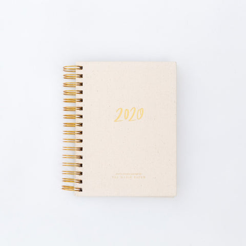 Val Marie Paper Co. Yearly Prayer Journal for 2020