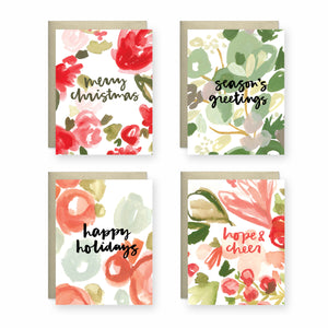 Holiday Cards / Modern (Box Set of 8)