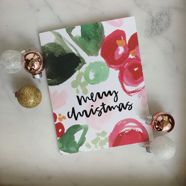 Holiday Cards / Traditional (Box Set of 8)