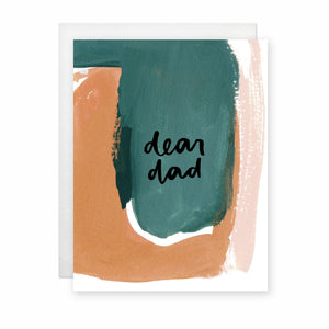Dear Dad Card