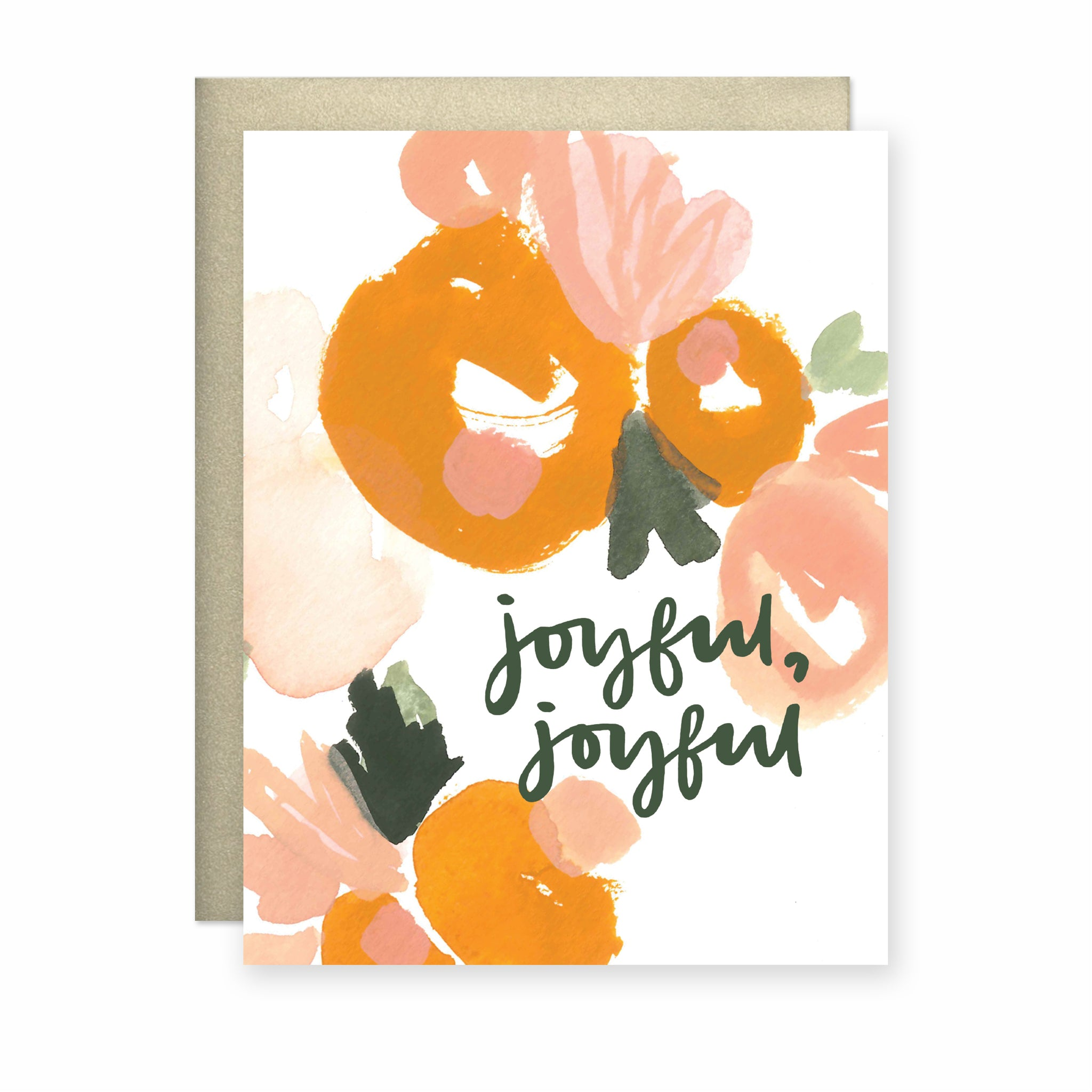 Joyful, Joyful Card